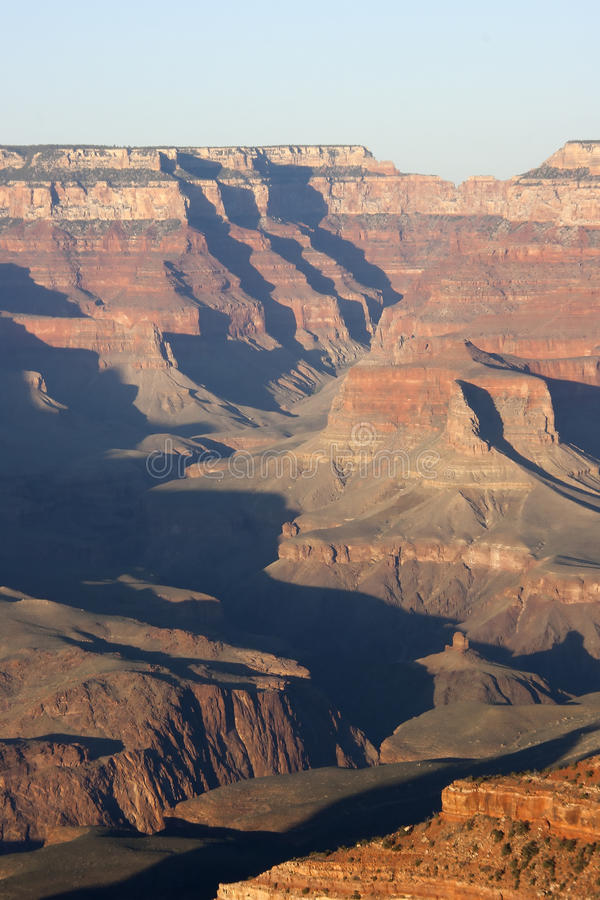 Download Evening in Grand Canyon stock photo. Image of tourism - 15527430