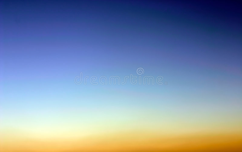 Evening sky. Colors of the evening sky royalty free stock image