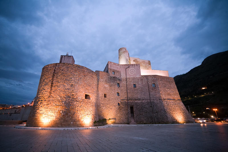 Evening View Of Fortres Royalty Free Stock Photo