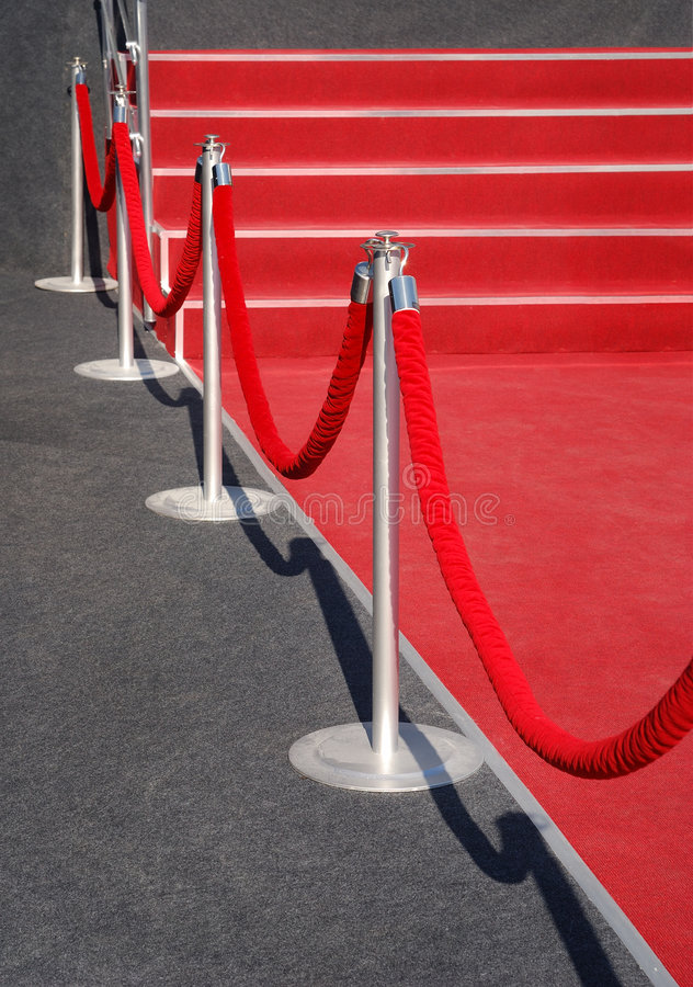Free Event Barrier Stock Image - 6674281