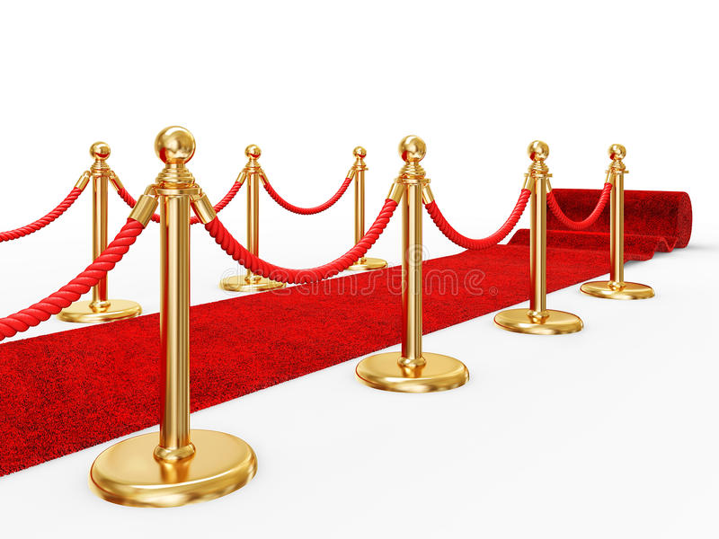 Download Event carpet stock illustration. Image of gala, background - 27653353