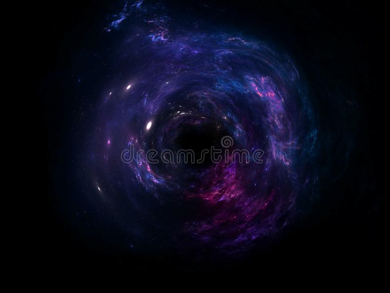 Event Horizon, Singularity, Gargantuan, Hawking Radiation, String Theory, Super Gravity, High Energy, Black Hole Universe all exis. Event Horizon, Singularity royalty free stock photography