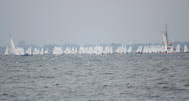 Download Event-Kiel Week - Regatta - Kiel - Germany - Baltic Sea Editorial Photography - Image: 31903107