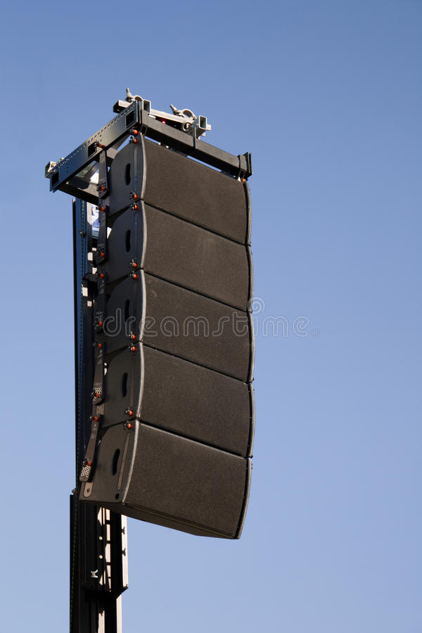 Download Event Performance Loud Speaker Stock Image - Image: 20639617