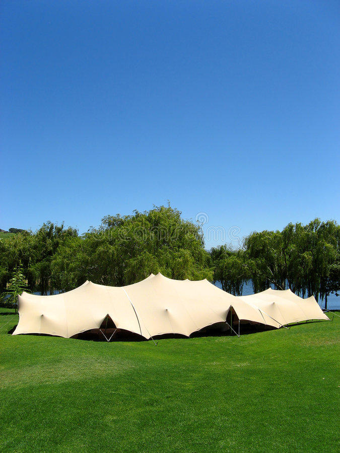 Download Event In A Tent. Royalty Free Stock Images - Image: 1898909