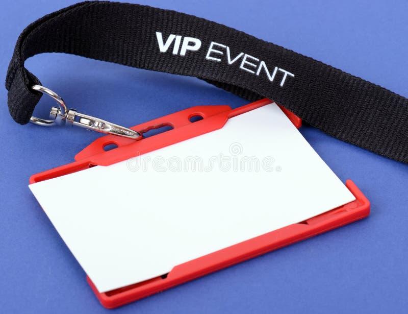 Evento del VIP foto de archivo