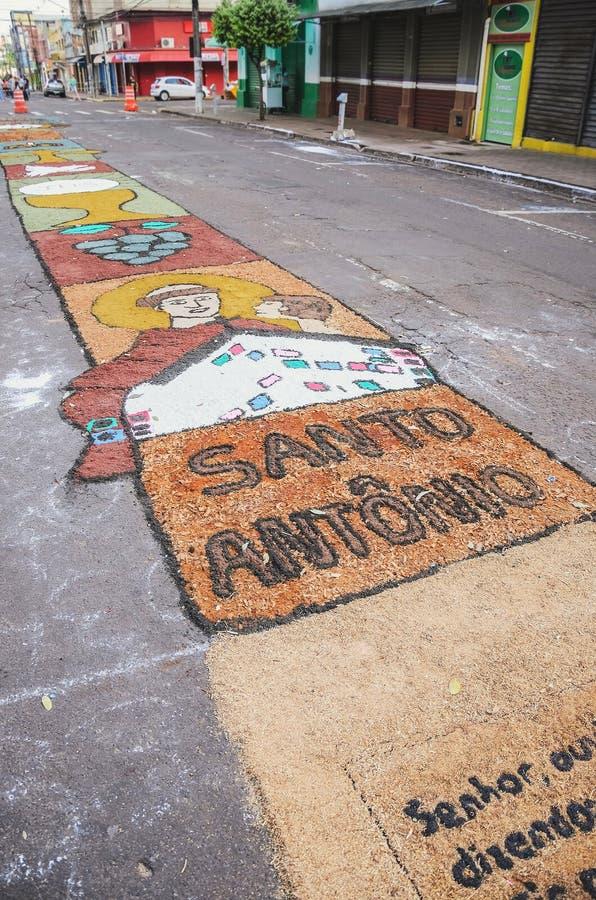 Download Evento Di Festa Del Corpus Christi Nel Ms Grande Del Campo Fotografia Editoriale - Immagine di arte, fede: 117979951