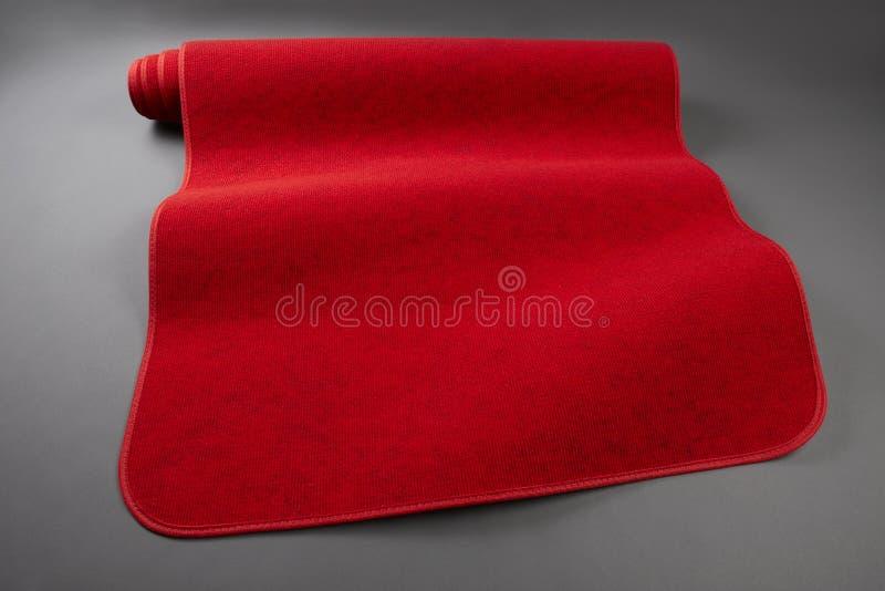 Evento do tapete vermelho fotografia de stock