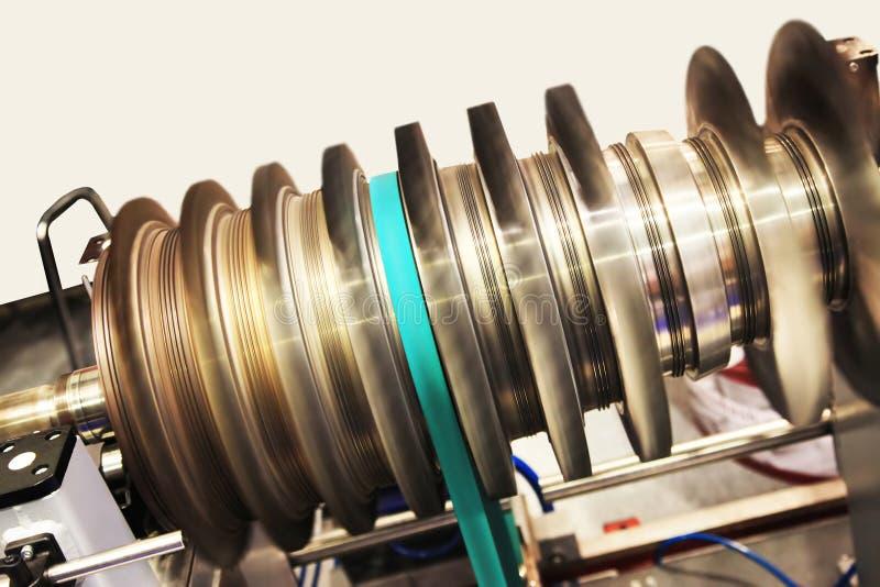 In evenwicht brengend materiaal op het werk in een fabriek royalty-vrije stock foto's