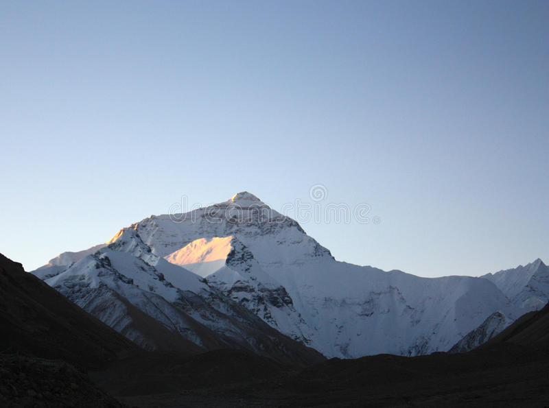 Everest stock photography