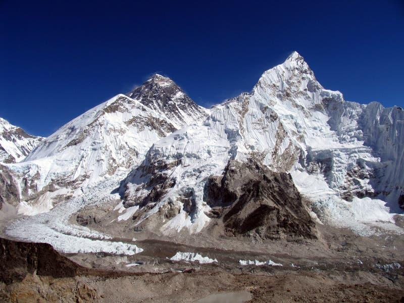 Everest stock afbeeldingen
