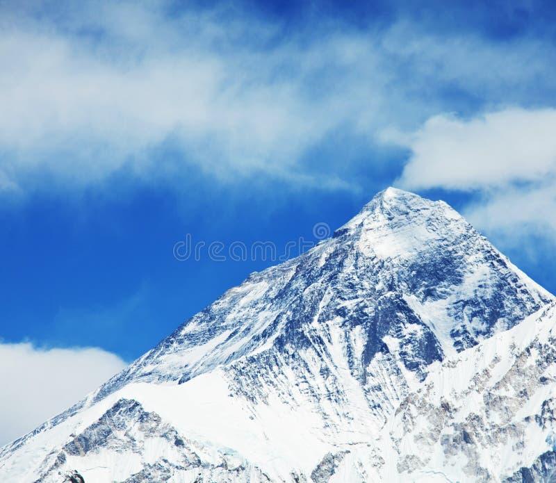 Everest fotos de archivo libres de regalías