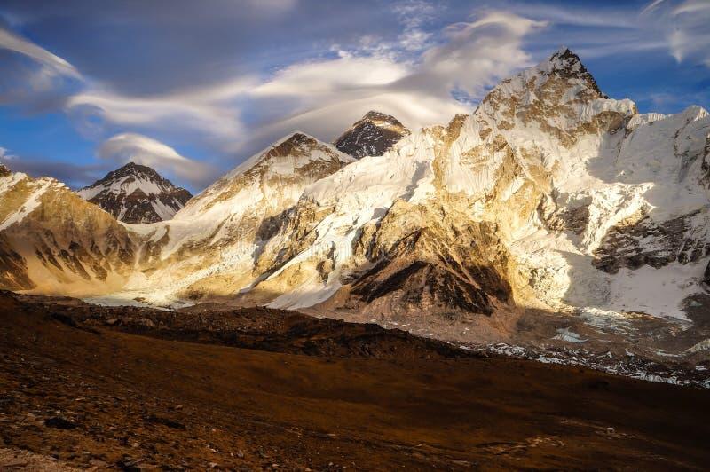 Everest! stock photos