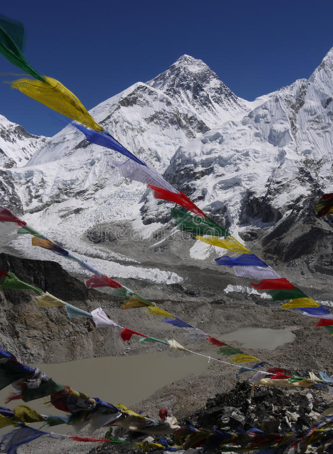 Download Everest Peak Royalty Free Stock Images - Image: 17070459