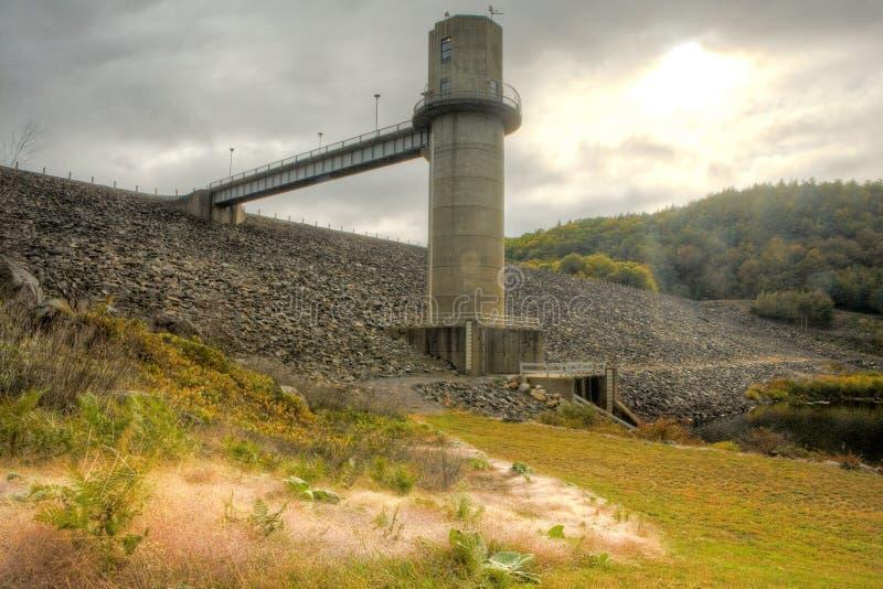 Everett Dam arkivfoto