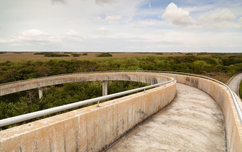 everglades Φλώριδα στοκ φωτογραφία με δικαίωμα ελεύθερης χρήσης