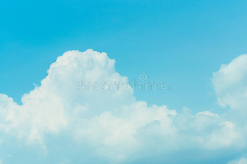 Every day looking at the sky is never a duplication of every stroke of shape. stock photography