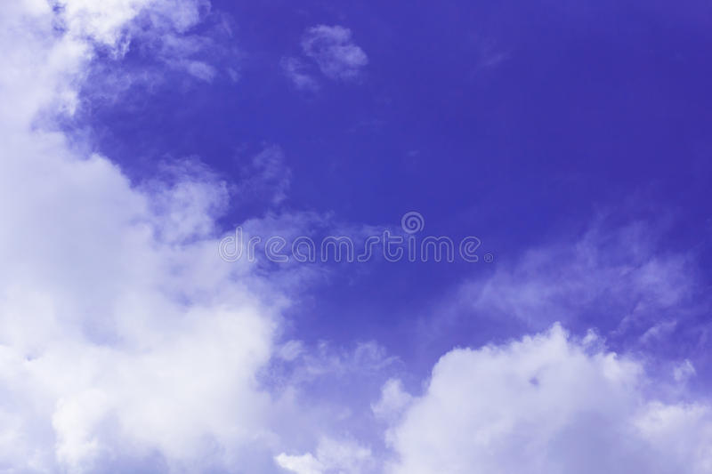 Every day looking at the sky is never a duplication of every str. Oke of shape stock photography