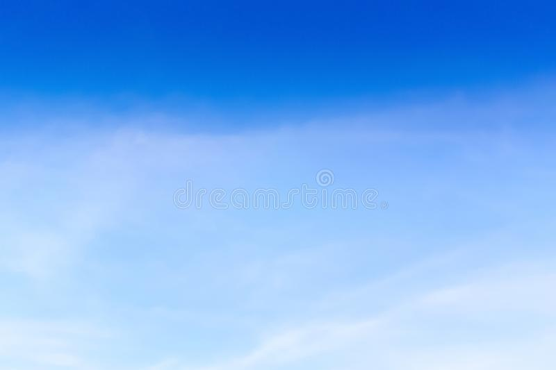 Every day looking at the sky is never a duplication of every stroke of shape. royalty free stock photography
