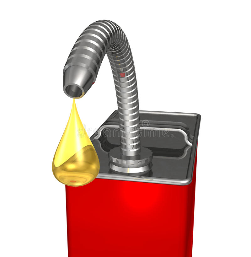 Download Every Last Drop stock illustration. Image of pump, hybrid - 10520829