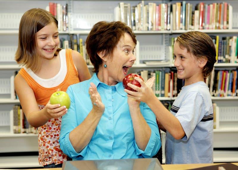 Download Everybodys Favorite Teacher Stock Image - Image: 2968119