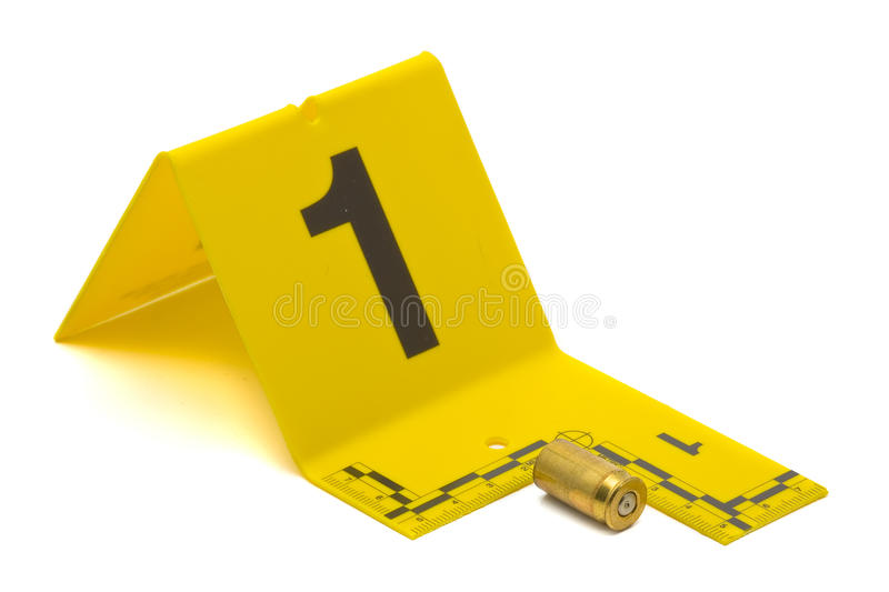 Evidence royalty free stock image