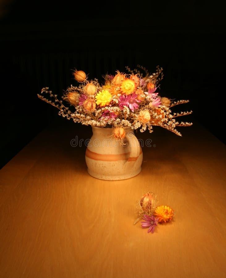 eviga blommor för grupp royaltyfria foton