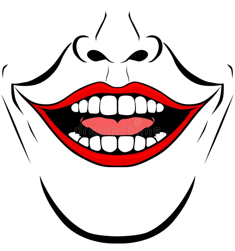 Smile Evil, mouth smile, angle, people png | PNGEgg