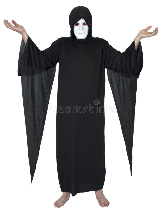 Free Evil Demon, Devil, Wizard, Sorcerer, Magician Isolated Stock Image - 31771961