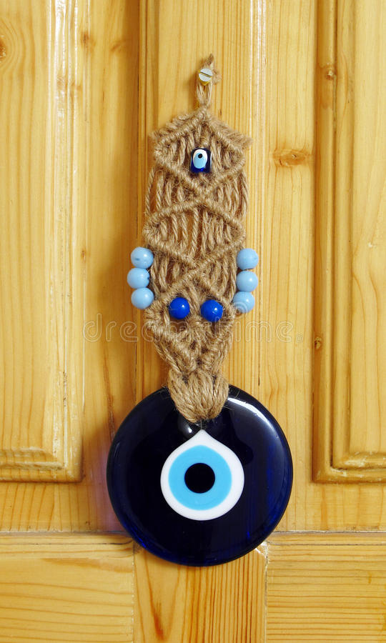 Download Evil eye stock image. Image of decorative, bead, belief - 13463523
