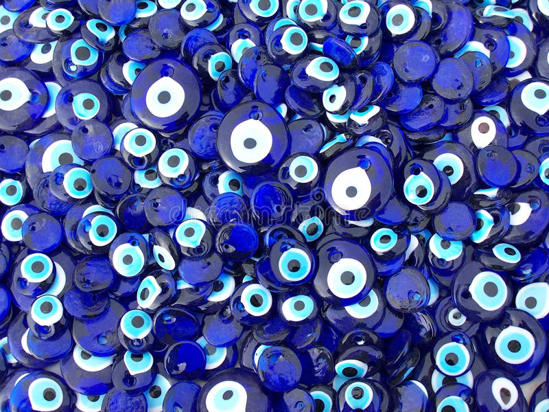 Download Evil eye charms stock photo. Image of istanbul, greek - 25479132