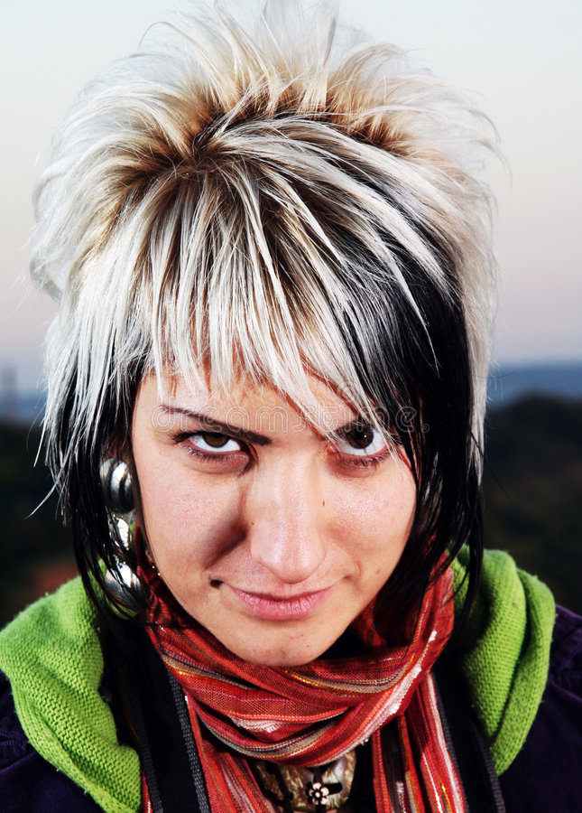Download Evil Look - Demon Eyes Royalty Free Stock Images - Image: 1420109