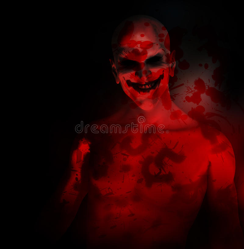 Evil On My Mind Royalty Free Stock Photo
