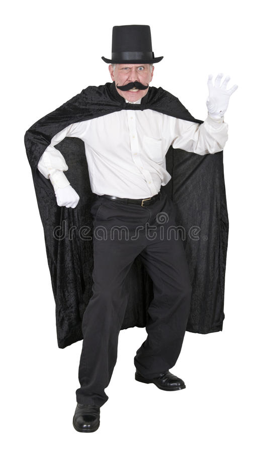 Download Evil Villain Bad Guy Mean Angry Man Isolated Stock Photo - Image: 28020370