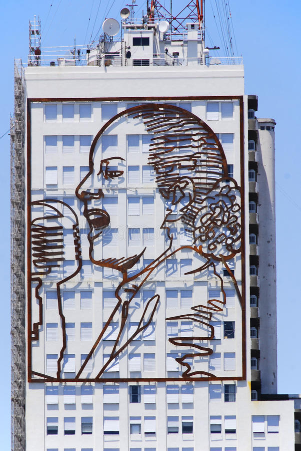 Evita Peron fotografía de archivo