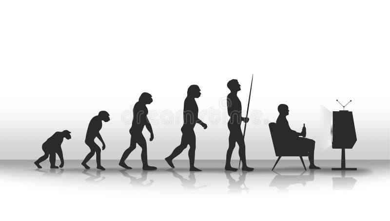 Evolución libre illustration