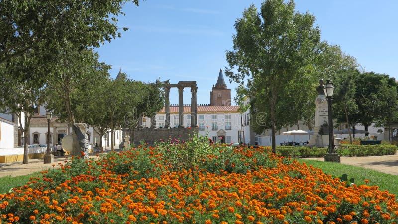 Download Evora, Portugal photo stock. Image du diana, tourisme - 45362170