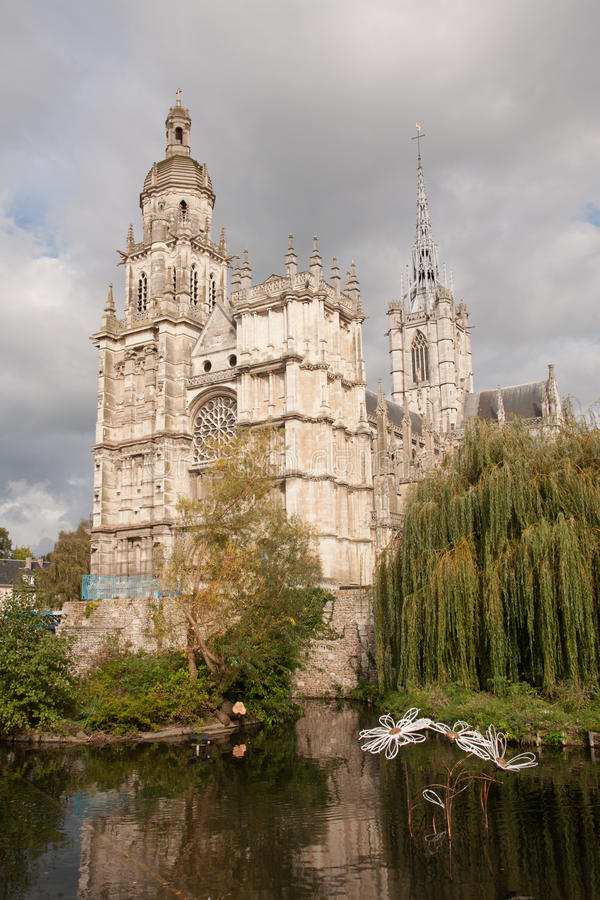 Download Evreux Cathedral Stock Photos - Image: 22107943