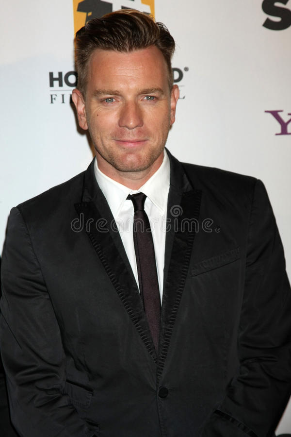 Ewan Mcgregor foto de stock royalty free
