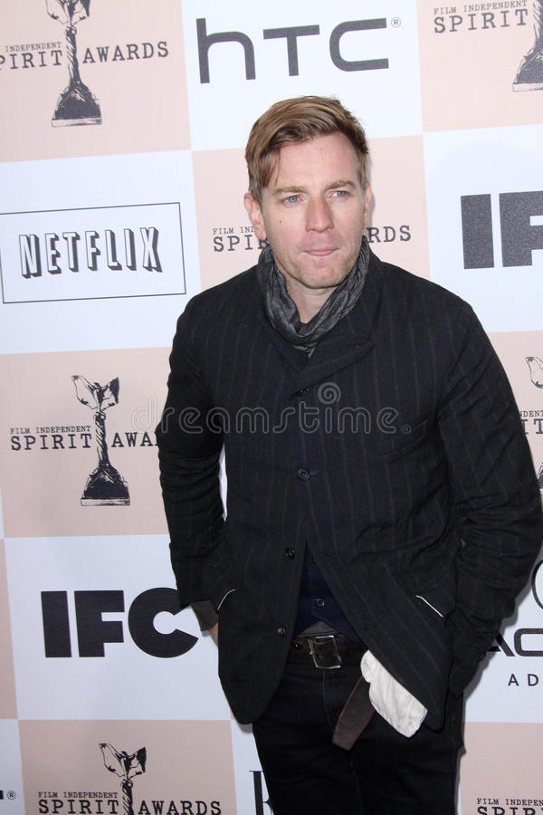 Ewan McGregor  fotografia de stock royalty free