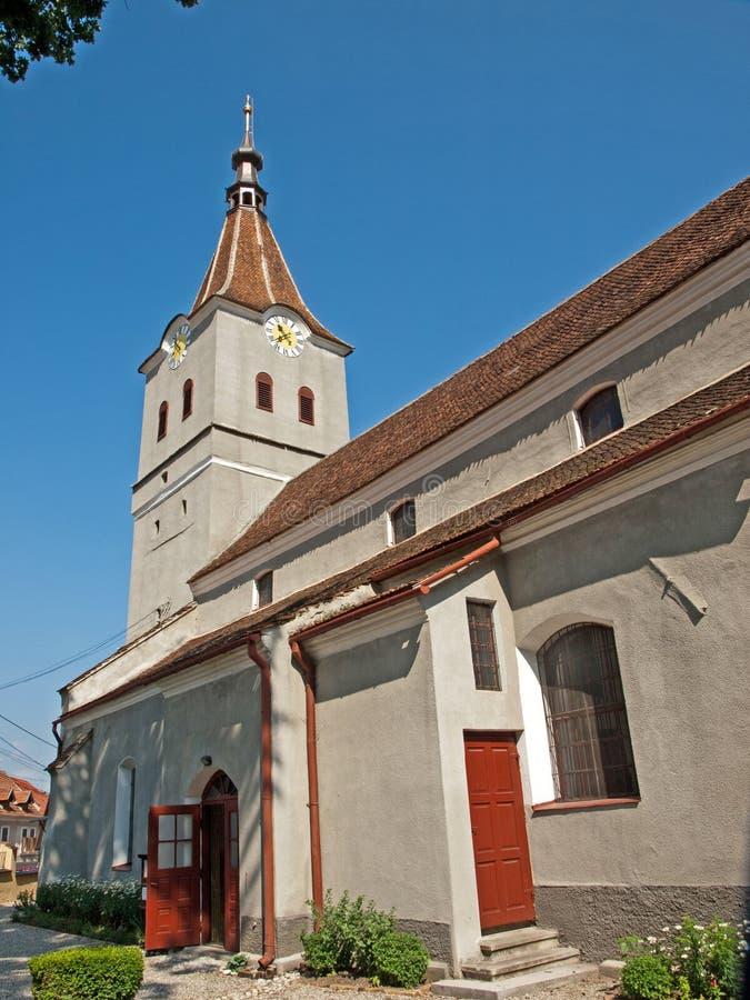 Ewangelicki kościół fotografia stock