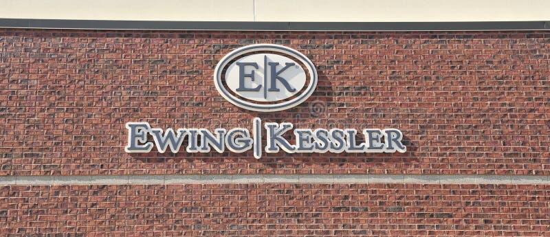 Ewing Kessler Corporation stock foto's