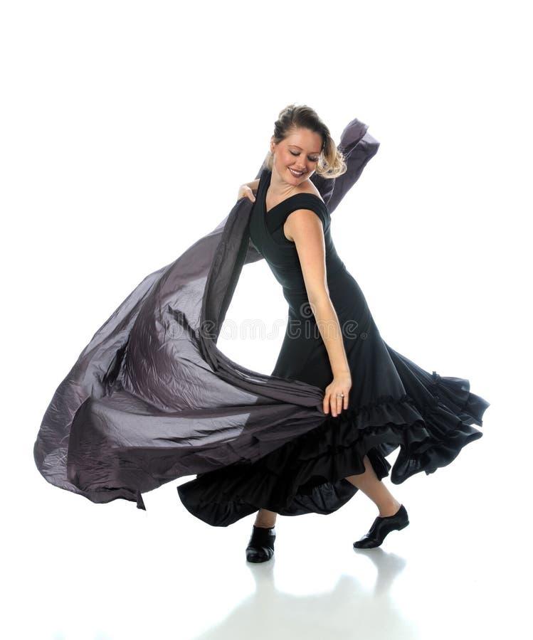 Exécution de danseur photos libres de droits
