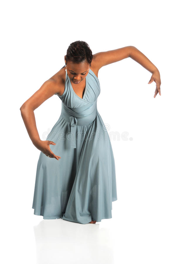 Exécution de danseur photos stock