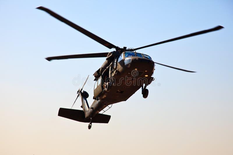 Exército dos EUA Blackhawks imagem de stock royalty free