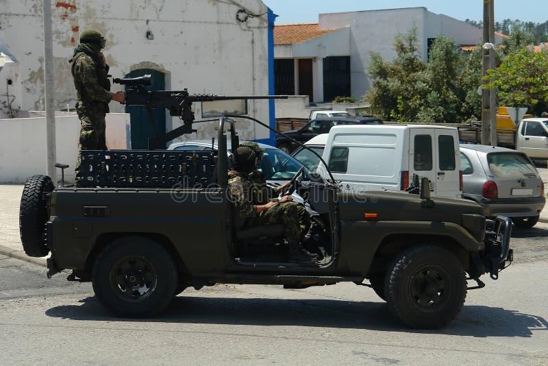 Exército na ação