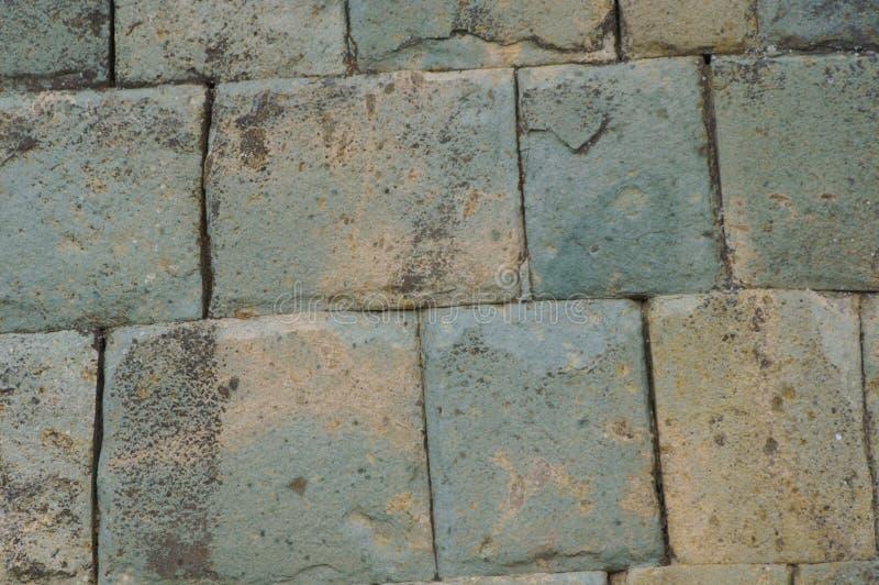 Exakt Incan stenhuggeriarbete arkivbild