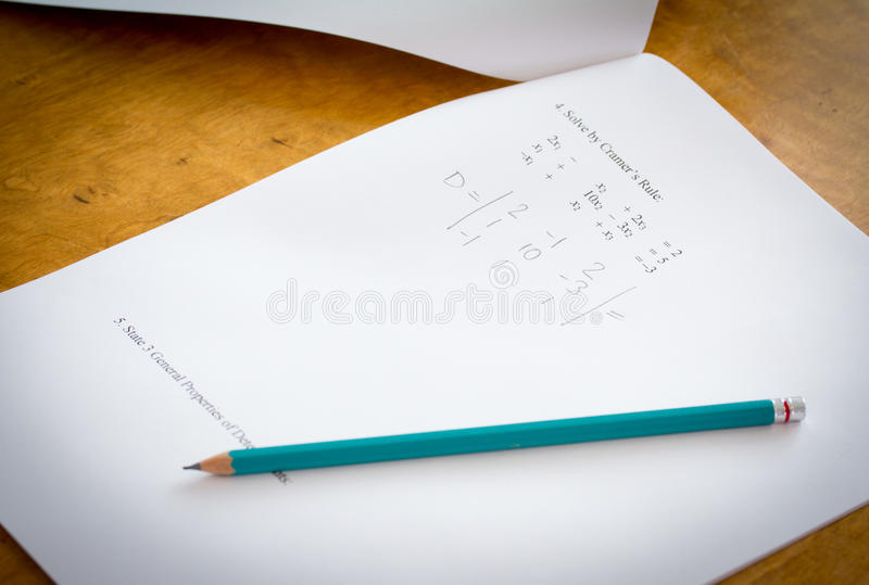 Download Exam stock image. Image of education, school, engineering - 18983745