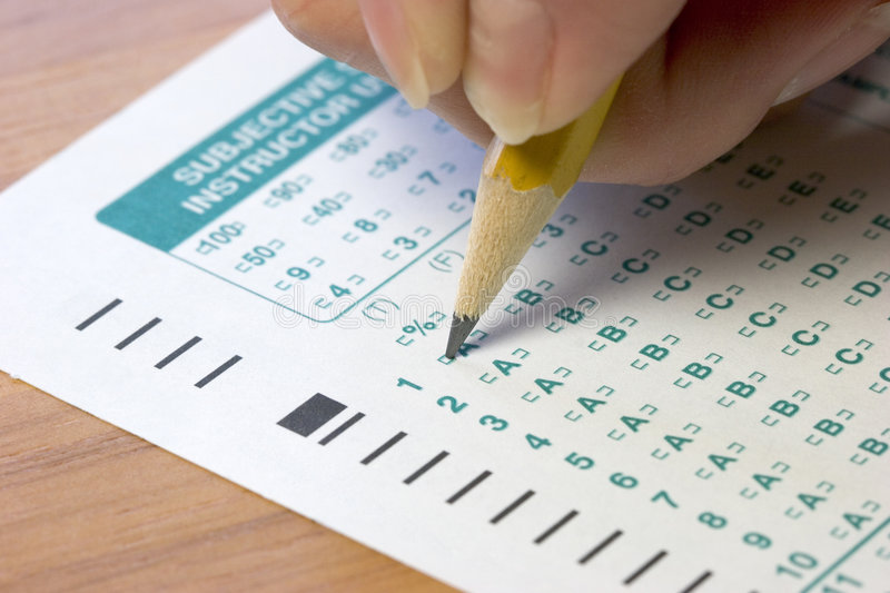 Download Exam Stock Image - Image: 503281