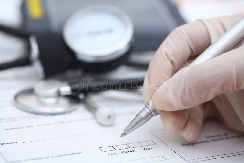 Exame médico fotos de stock royalty free